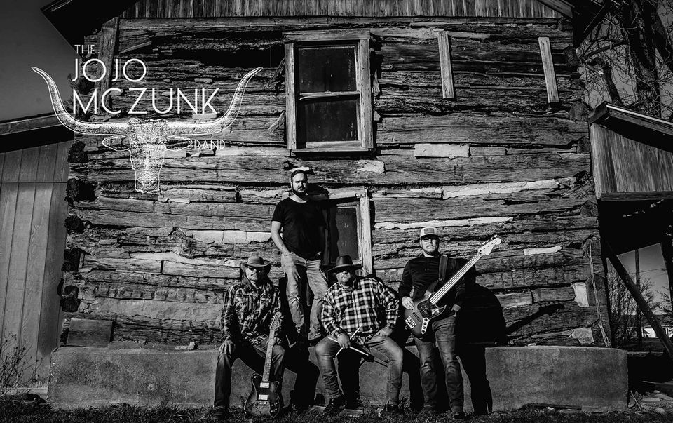 The JoJo McZunk Band Live at The Syndicate